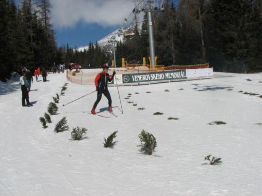 Majstrovstvá lesníkov SR v lyžovaní