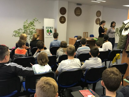 Vo Zvolene slávnostne otvorili Detskú lesnícku univerzitu