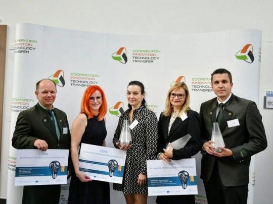 Inovátori z NLC získali cenu za transfer technológií: Bioprípravok s užitočnou hubou, infikujúci a likvidujúci škodlivý hmyz